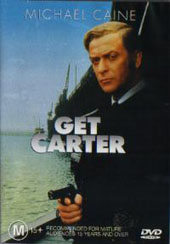 Get Carter on DVD