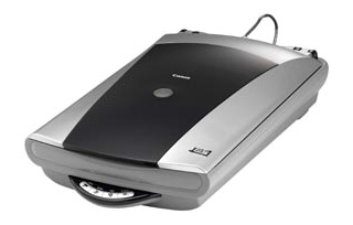 Canon CS8400F Highspeed Scanner image