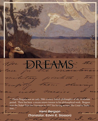 Dreams by Henri Louis Bergson