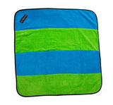 Mum 2 Mum Play n' Change Mat - Lime/Teal