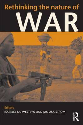 Rethinking the Nature of War by Jan Angstrom image