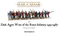 War of the Roses: Infantry (1455-1487)