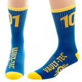 Fallout Vault 101 Crew Socks
