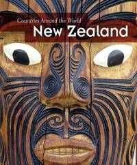 Countries Around the World: New Zealand (PB) by Mary Colson