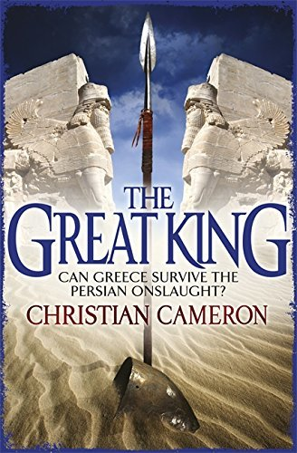 The Great King by Christian Cameron image
