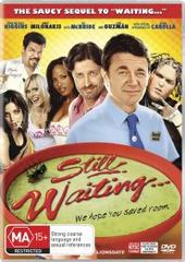 Still Waiting on DVD