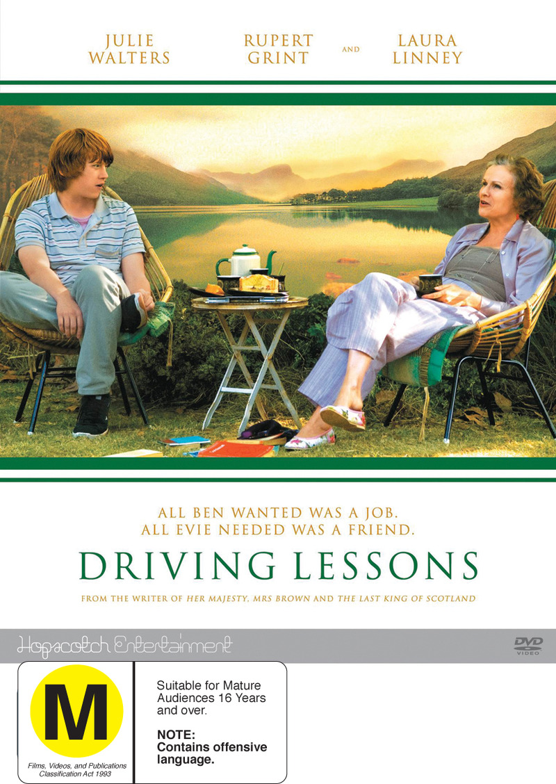 Driving Lessons on DVD image