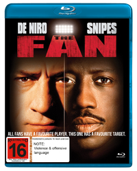 The Fan on Blu-ray
