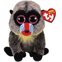 Ty Beanie Boo: Wasabi Baboon - Medium Plush