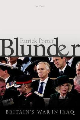 Blunder by Patrick Porter