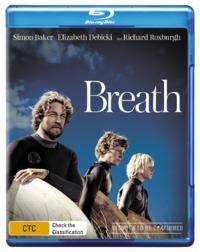Breath on Blu-ray