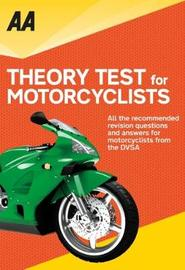 AA Theory Test for Motorcyclists by AA Publishing