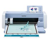 Brother SDX1200 Scan'N'Cut Hobby Cutting Machine