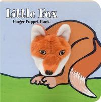 Little Fox: Finger Puppet Book by Chronicle Books
