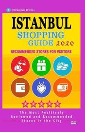 Istanbul Shopping Guide 2020 by Farris W Geltman image
