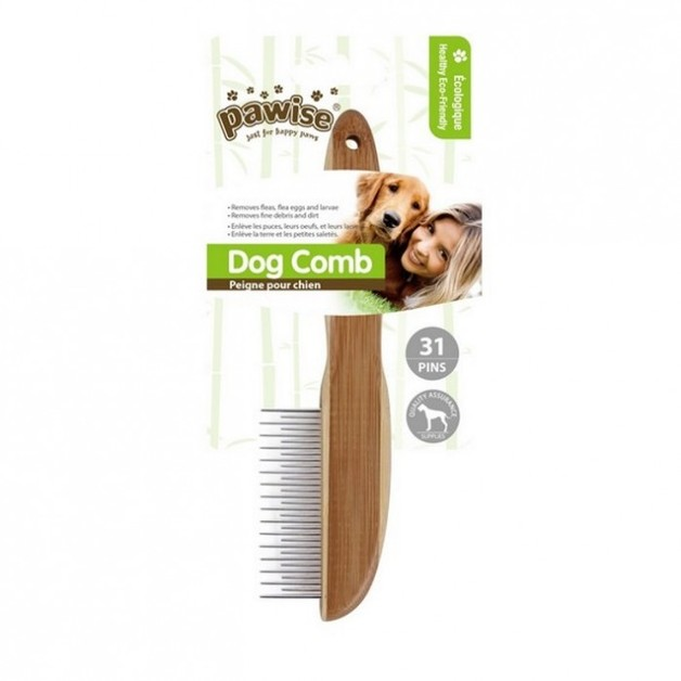 Pawise: Moulting Comb - 31 pins