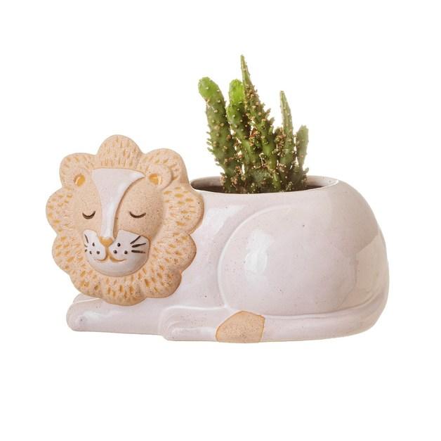 Sass & Belle: Leo Lion Planter