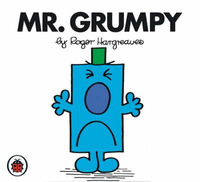 Mr Grumpy V27: Mr Men and Little Miss by Roger Hargreaves
