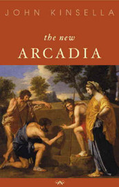 New Arcadia Poems by Kinsella John image