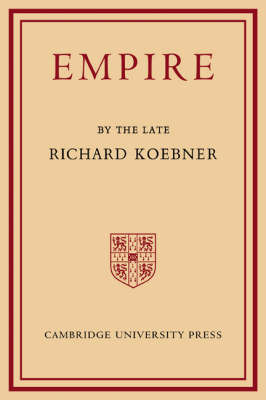 Empire by Richard Koebner image