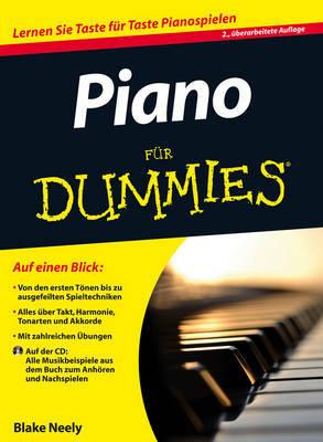 Piano Fur Dummies by Blake Neely image