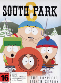 South Park - Season 8 on DVD