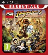 LEGO Indiana Jones 2: The Adventure Continues (PS3 Essentials) for PS3