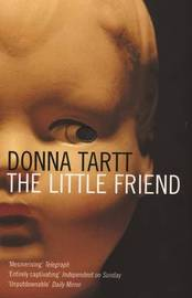 The Little Friend by Donna Tartt image