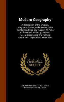 Modern Geography by John Pinkerton