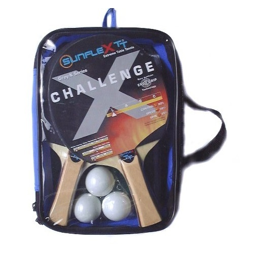 Sunflex: Table Tennis - 4 Player Set (4/1043)