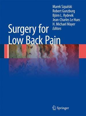 Surgery for Low Back Pain image