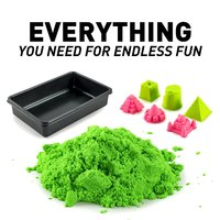 National Geographic: Ultimate Play Sand - (Green)