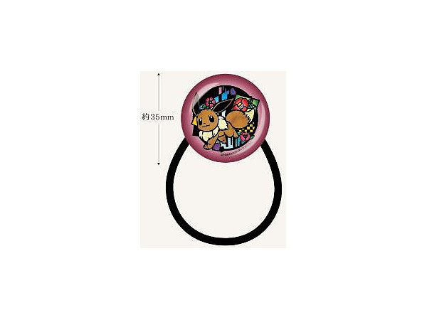 Pokemon: Kirie Series - Hair Tie (Eevee B) image