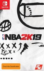NBA 2K19 for Nintendo Switch
