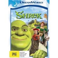 Shrek (New Packaging) on DVD image