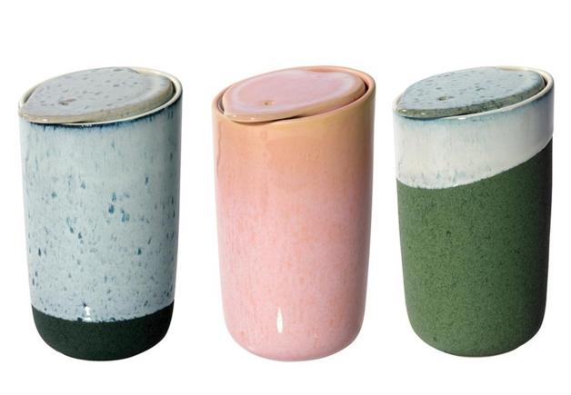 IS Gift: eCup Ceramic Double Walled Travel Mug (Assorted Colours)