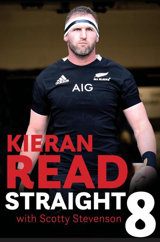 Kieran Read: My Story by Scotty Stevenson