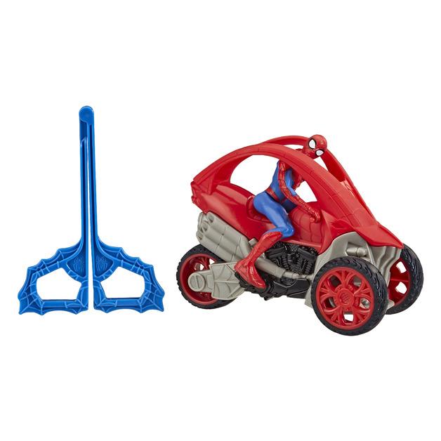 Marvel Spider-Man: Spider-Man Stunt Vehicle