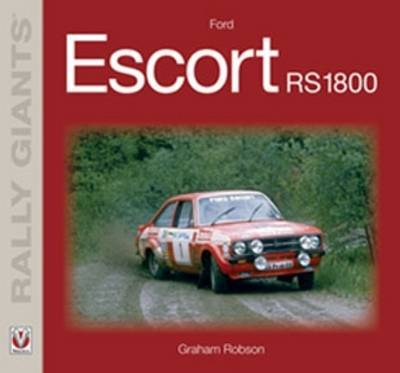 Ford Escort RS1800 by Graham Robson image