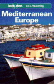 Mediterranean Europe on a Shoestring by Daniel Robinson image