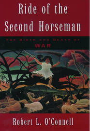 Ride of the Second Horseman by Robert L O'Connell image