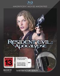 Resident Evil - Apocalypse on Blu-ray