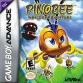 Pinobee Wings of Adventure for Game Boy Advance