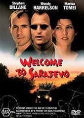 Welcome To Sarajevo on DVD
