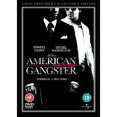 American Gangster - Extended Collector's Edition Steelbook (2 Disc Set) on DVD