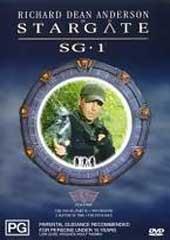 Stargate SG-1 - Volume 05 - Toura / Touchstone on DVD