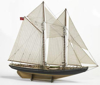 Billing Boats 1/100 Bluenose II Schooner (B600) - Model Kit