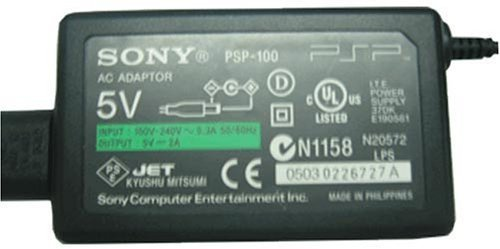 PSP AC Adaptor for PSP