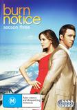 Burn Notice - Season Three on DVD