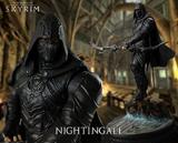 "Elder Scrolls V: Skyrim Nightingale 16"" Statue"